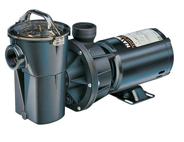 Hayward PowerFlo II .75 HP Single Speed Pool Pump - W3SP1775