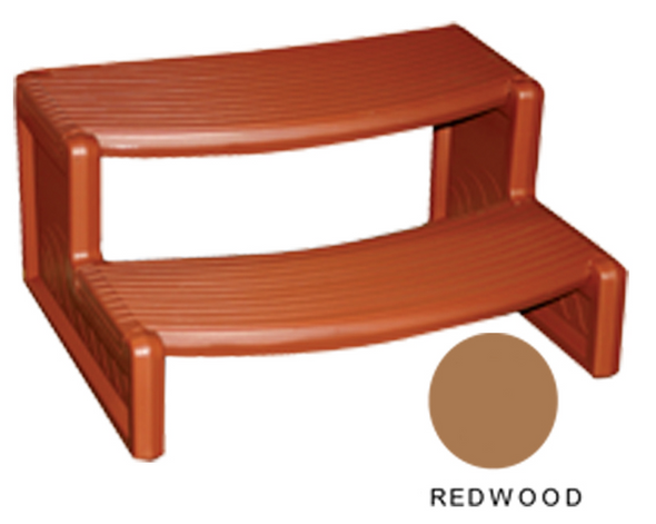 Confer HS2 Handi Step Redwood - HS2-R