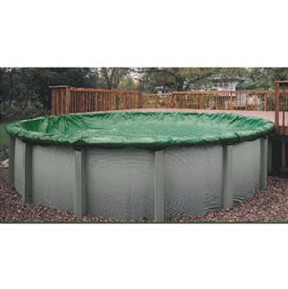 In-ground Winter Cover -Pool Size: 12' x 24' Rect- Arctic Armor 8 Yr Warranty