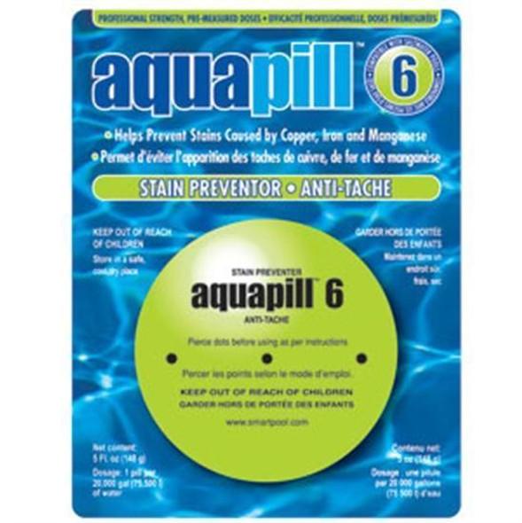 AquaPill 6 - Stain Preventer