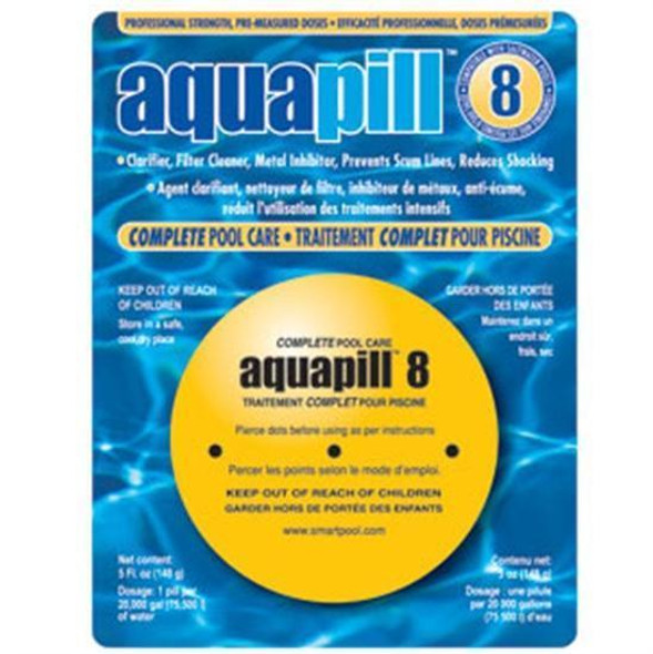 AquaPill 8 - Complete Pool Care
