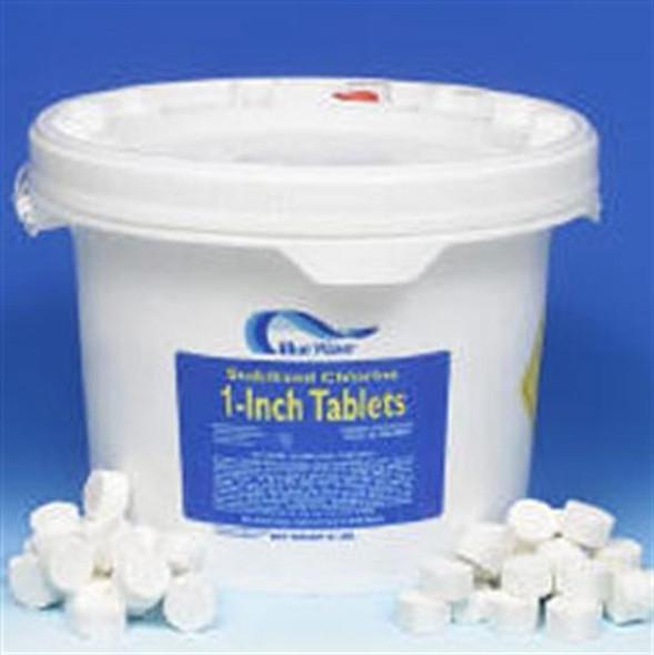 Blue Wave Bromine Pool-Spa Tablets- 10lb pail