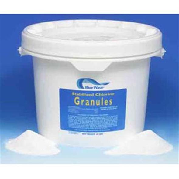 Blue Wave Granular Chlorine (Di-Chlor) - 10lb Pail