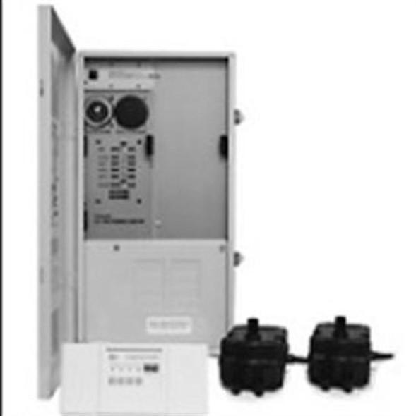 Compool Control System Filter + 3 Aux - 4 Circuit Breaker Cap.