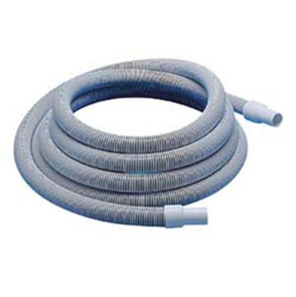 "1.25"" x 18' Vacuum Hose With Forge Loop"