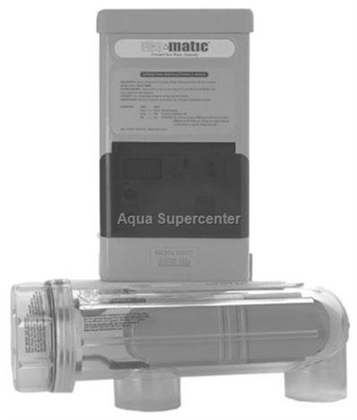 ECO-matic ESC36 40K Gallon Salt Water Sanitization System