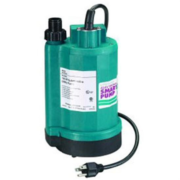 Electronic Smart Pump 1-6 HP 115V Sump pump -15GPM