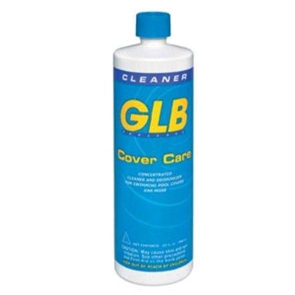 GLB Cover Care Pool Cover Cleaner 1 Quart - 12 Bottles