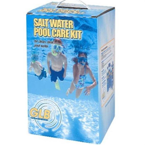 GLB Salt Water Pool Care Kit - 6 Kits