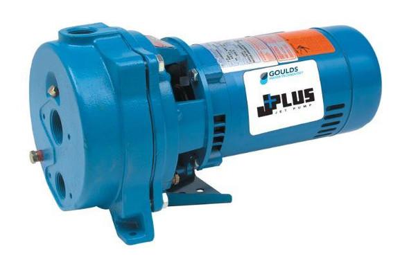 Goulds 1 HP Convertible Jet Pump - J10