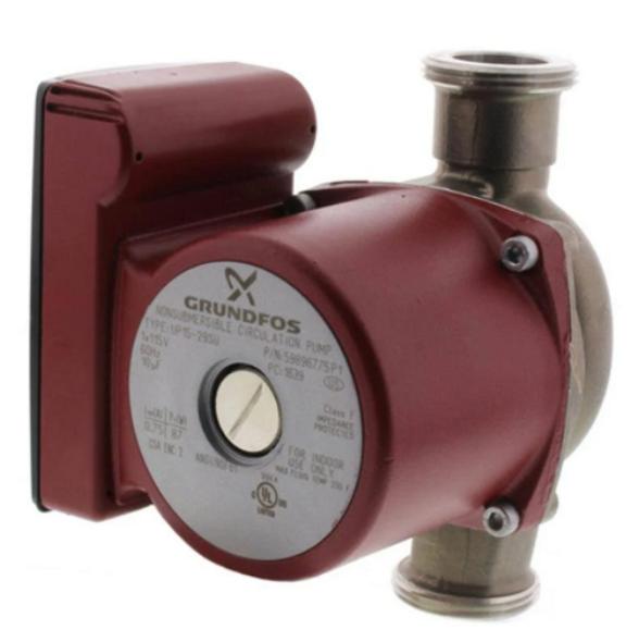 Grundfos 1/12 HP 115V Circulating Pump - UP15-29SU