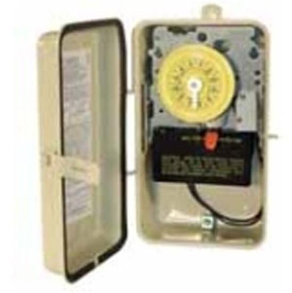 Intermatic T101R3 Timer Switch 110V - Metal Enclosure