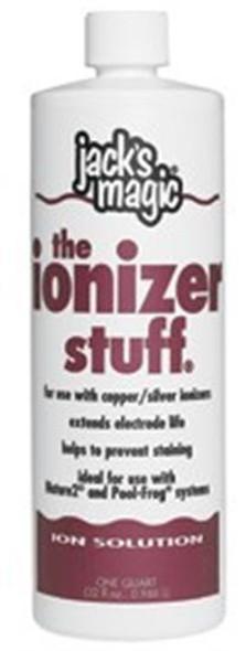 Jacks Magic The Ionizer Stuff Ion Solution - 32 oz