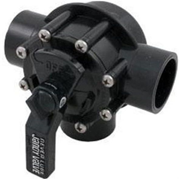 "Jandy 3 Way NeverLube Pool Valve 2"" - 4717"
