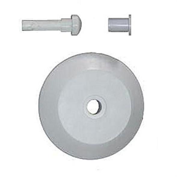 Jandy Ray-Vac White Nose Wheel Kit - R0379000