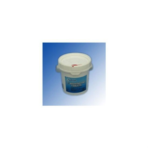 "Nava 1"" Brominating Tablets - 25 lb Pail"