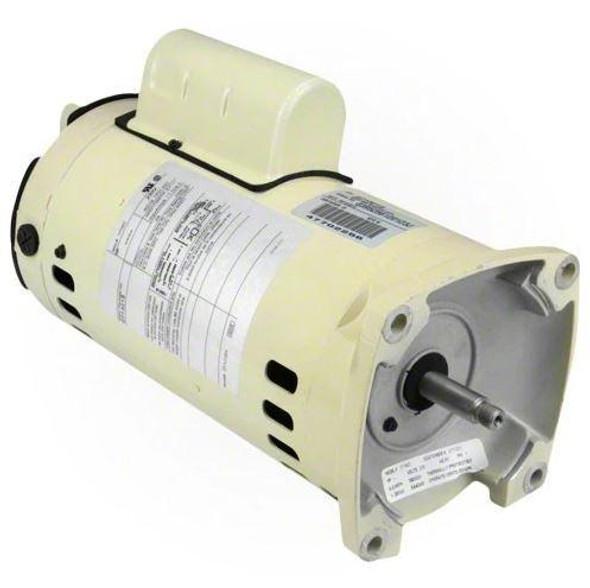 Pentair 2 HP 230V 2 Speed Square Flange Pool Pump Motor - 071321S