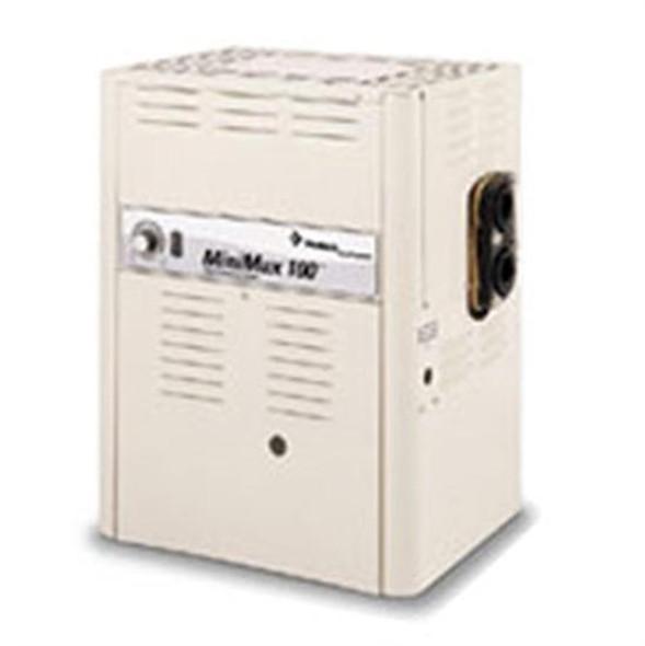 Pentair PacFab 100k BTU MiniMax 100 Natural Heater With Cord - PFB-460387