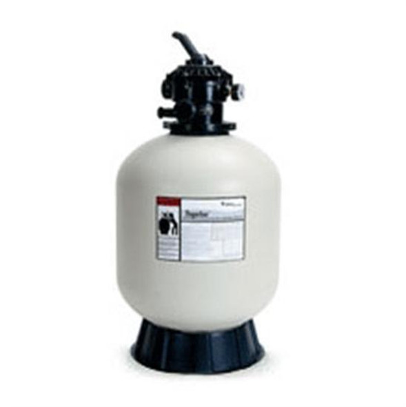 Pentair Tagelus Fiberglas Sand Filter w-Top Mount Valve TA-50D - 144127