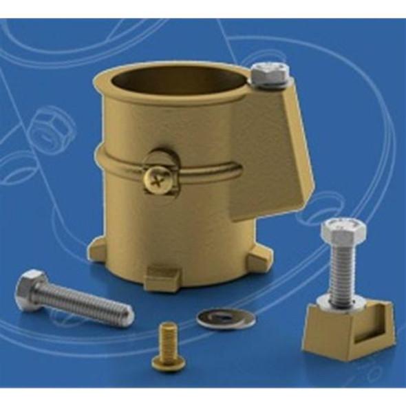 "Permacast 3"" Bronze Anchor Socket - 1.9 Inch"