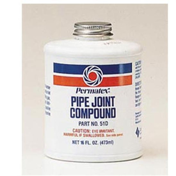 Permatex Pipe Joint Compound - 16 oz