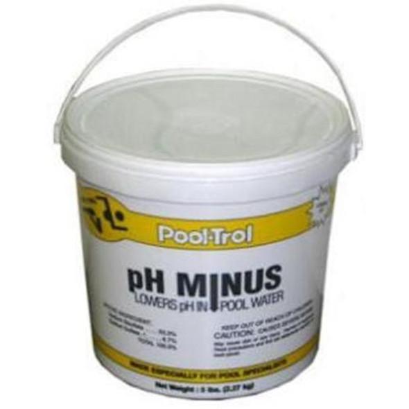 Pool Care pH Minus pH Decreaser - 6 lb Pail