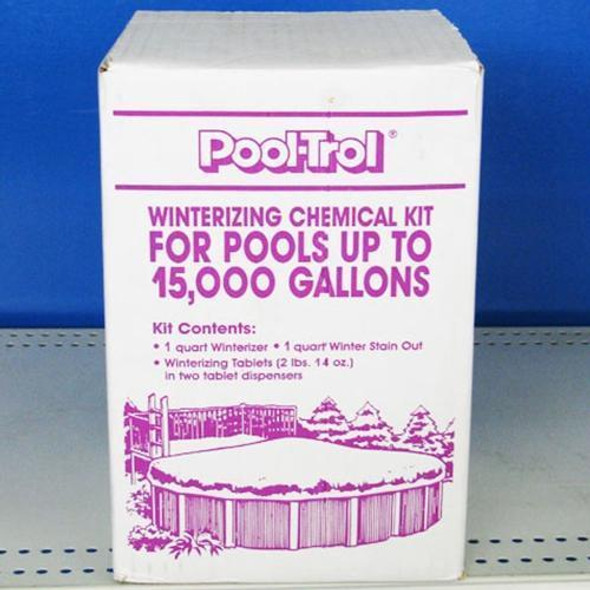 Pool Trol Winter Kit for 15,000 gallons