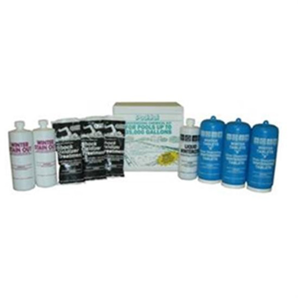 Pool Trol Winter Kit for 35,000 gallons