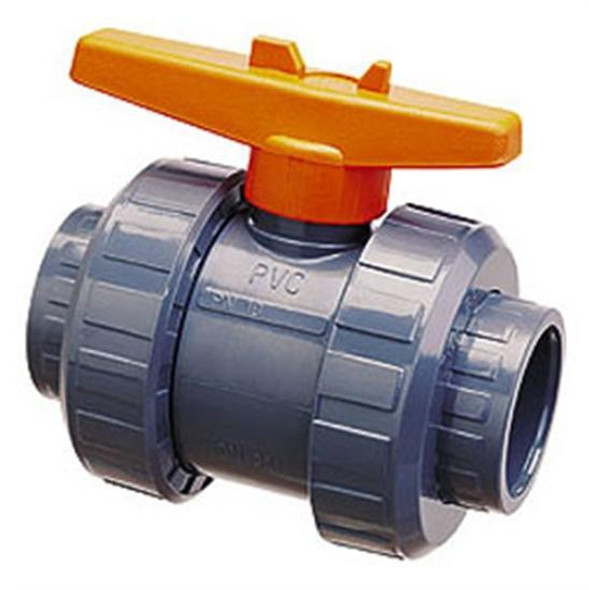 "Praher 2"" SKT Economy True Union Ball Valve - S6 Series"