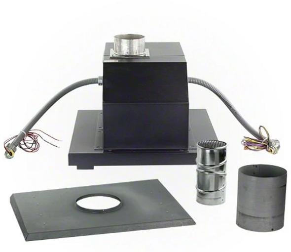 Raypak D-2 Power Vent - 010744