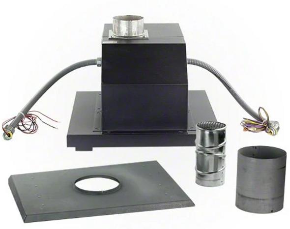 Raypak D-2 Power Vent - 010745
