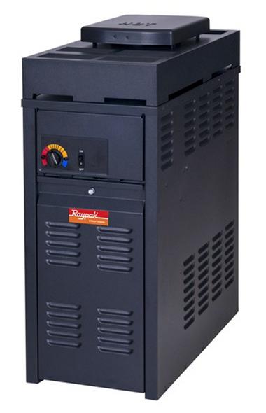 Raypak Millivolt Gas Pool Heater 130,000 BTU Propane - 011467