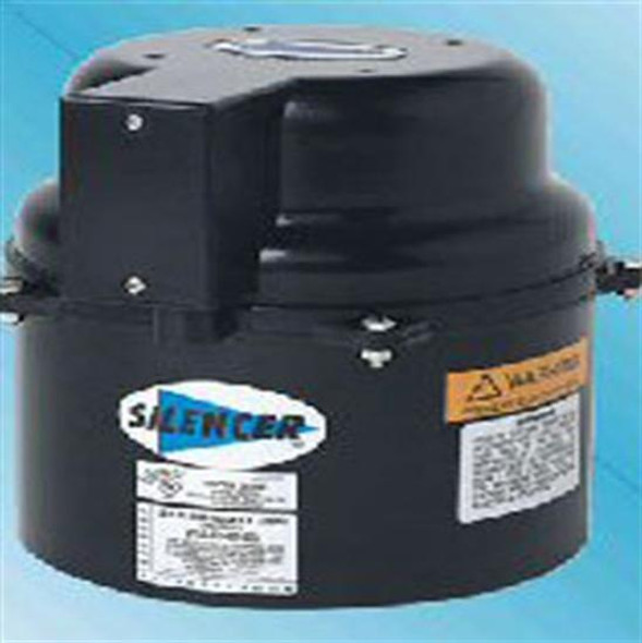 "Residential ""Silencer"" Spa Blower 1 HP 220V"