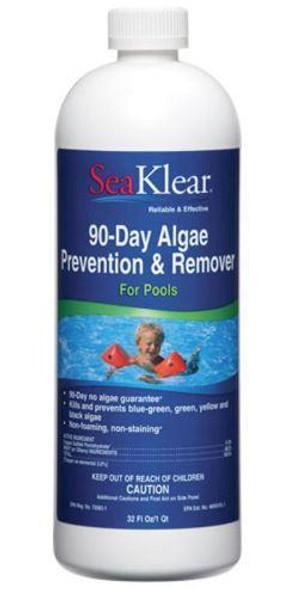 Sea-Klear 3 Month Pool Algaecide -1 Quart