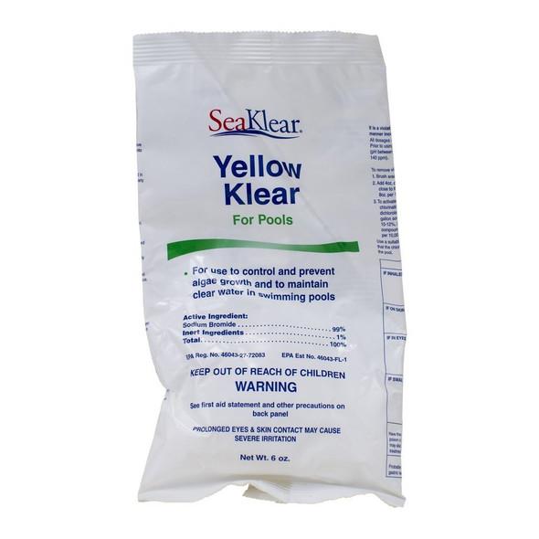 Sea Klear Yellow 6oz Algaecide - 90521SKR