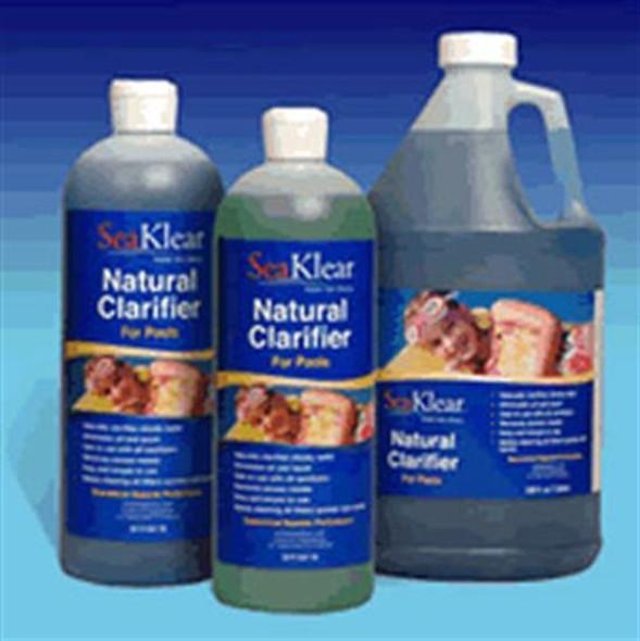 Sea-Klear 4-in-1 Pool Water Clarifier -1 Quart