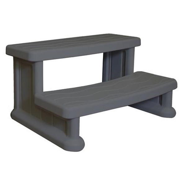 Spa Side Step - Dark Grey