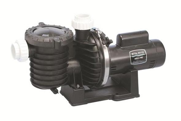 Sta-Rite Max E Pro 3/4 HP Energy Efficient Full Rated Pool Pump - P6E6D-205L