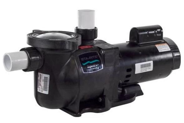Sta-Rite SuperMax .75 HP Pump - PHK2RA6D-101L