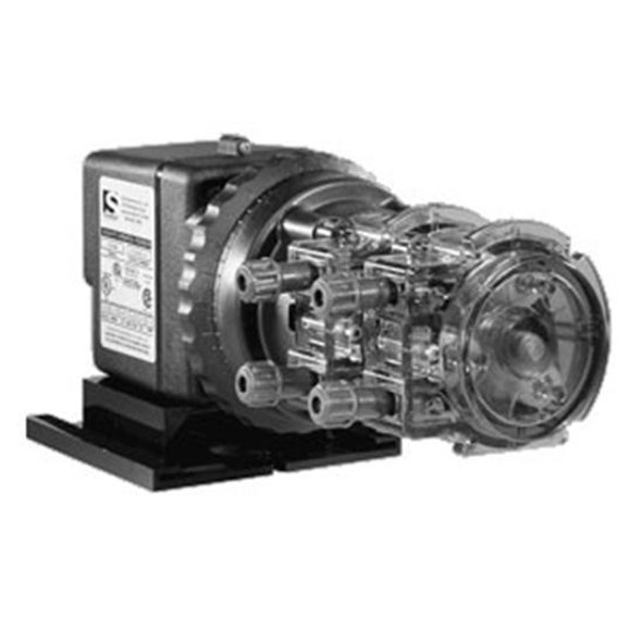 Stenner 5 Tube 120V Pressure Peristaltic Pump