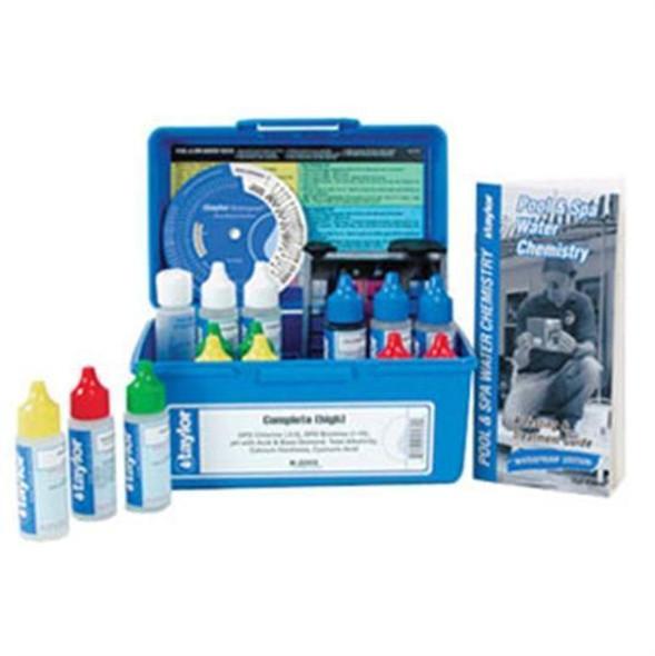 Taylor Commercial Liquid DPD Test Kit High Range - 0.75 oz