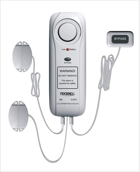 Techko Pool Security Alarm - S187D