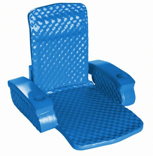 Texas Recreation Folding Baja Chair Blue - 6370126