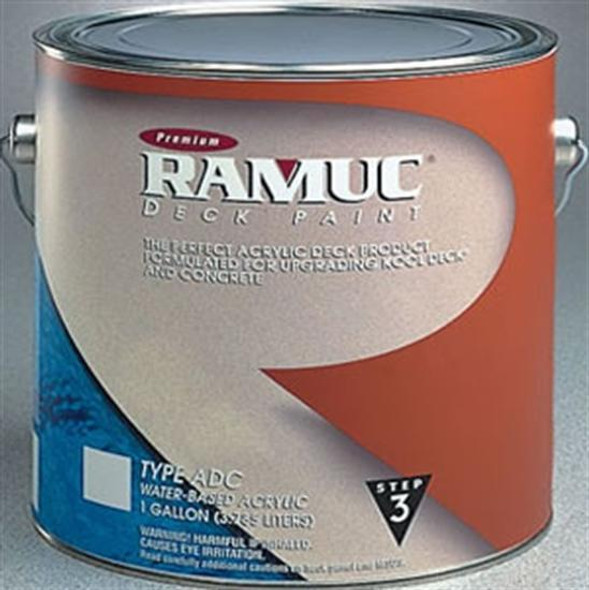 Ramuc Type ADC Acrylic Deck Paint 1 Gallon Cayman Sand - NA622