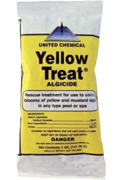 Yellow Treat 5 oz Algaecides - YT-P71