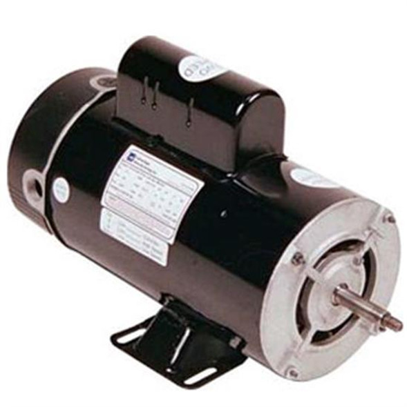 Advantage Above Ground Pool - Spa Replacement Motor 2 Speed 48 Frame 4 HP - 4482
