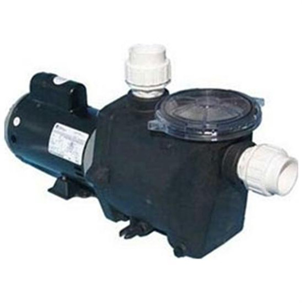 Advantage Quiet Flo In-Ground Pool Pump 1 HP