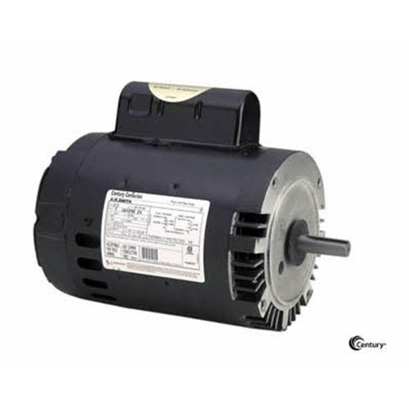 AO Smith Magnatek 2HP Full Rated Keyed Shaft Pump Motor - B124