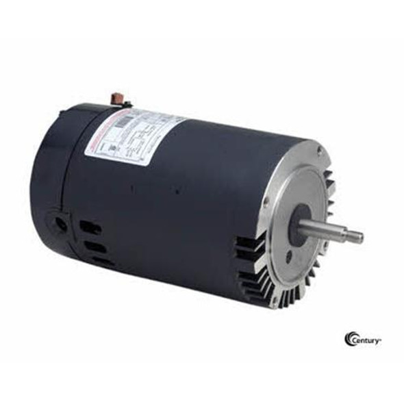 AO Smith Magnatek 2.5 HP Up-Rated Threaded Shaft Pump Motor - B231SE