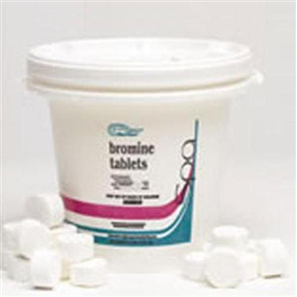 Bromine Tablets - 1.5lb Jar